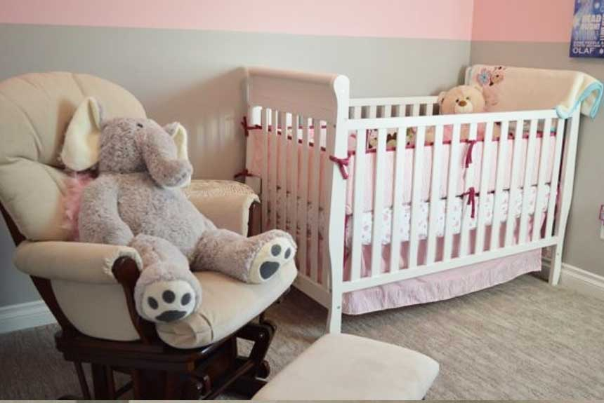 Wall Paint Safe For A Baby Nursery